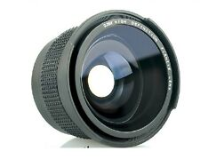 58MM 0.35X Fisheye Wide Angle Lens w/ Macro for CANON 700D 650D 600D 550D 60D 7D