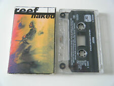 REEF - NAKED - CASSETTE TAPE - SINGLE - CHOOSE TO LIVE (DEMO) - SONY S2 UK 1995