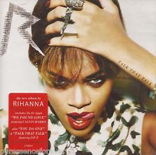 RIHANNA - Talk That Talk (UK 11 Track CD Album)