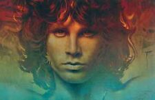 JIM MORRISON THE DOORS THE SPIRIT OF JIM MORRISON POSTER NEW  !
