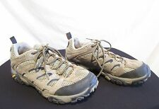Merrell Moab Ventilator Walnut Brown Vibram Sole Hiking Shoe/Sneaker Mens Sz 11