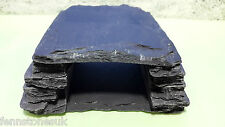 Fennstones real slate cave rock shelter hide ornament aquarium fish tank shrimp