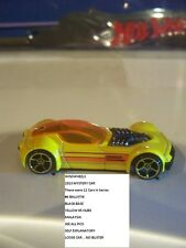 HOT WHEELS 2013 #6 -1 BALLISTIK MYSTERY CAR LOOSE