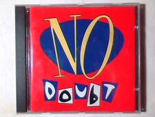 NO DOUBT Omonimo Same S/t cd 1992 GWEN STEFANI