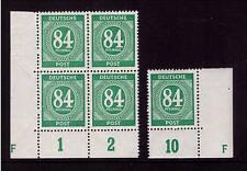 Alliierte Besetzung, 2x 936 DZ , postfrisch, Druckerzeichen, Eckrand (21333)