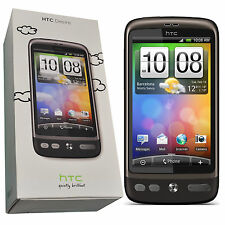 BNIB HTC DESIRE A8181 512MB BRAVO BROWN FACTORY UNLOCKED 3G 2G GSM SIMFREE NEW