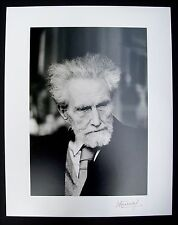Ezra POUND, photographie Originale de Luc FOURNOL