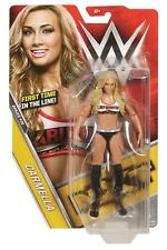 Carmella WWE Mattel Basic 70 Brand New Action Figure Toy - Mint Packaging