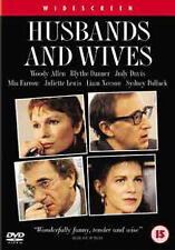 HUSBANDS AND WIVES - DVD - REGION 2 UK