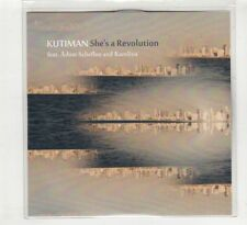 (HE77) Kutiman, She's A Revolution - 2016 DJ CD