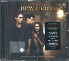 New Moon Twilight Ost - Muse/Killers/Bon Iver/Death Cab for Cutie Ost CD Near M