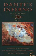 Dante's  Inferno : Translations by Twenty Contemporary Poets by Dante...