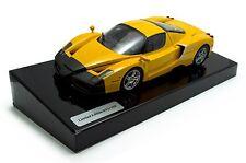 BBR 1/18 Ferrari Enzo Fiorano Test Amarillo 2003