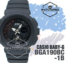 Casio Baby-G New Beach Traveler Series Watch BGA190BC-1B