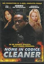 Nome in codice: Cleaner (2007) DVD
