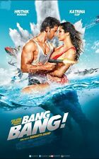 Bang Bang (2014)  - Hrithik Roshan, Katrina Kaif - bollywood hindi dvd