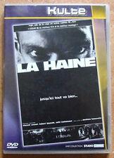17875 // LA HAINE VINCENT CASSEL/M.KASSOWITZ DVD TBE