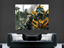 TRANSFORMERS BUMBLEBEE ROBOTS ART WALL LARGE IMAGE GIANT POSTER