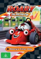 Roary The Racing Car -  Roary's First Day (DVD, 2008)