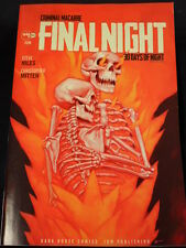 CRIMINAL MACABRE: FINAL NIGHT - THE 30 DAYS OF NIGHT CROSSOVER #4 FREE UK P+P!