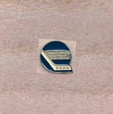 Outaouais Regional Championship Hockey Quebec Canada Official Pin Old
