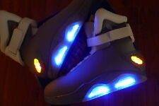 BACK TO THE FUTURE universal studios licensed AIR MAG sz 9 auto nike adapt