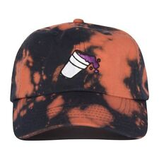 Double Cup Hat - BLEACHED Lean Dad cap Syrup Future Codeine Crazy YAMS Twitter