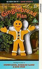 The Gingerbread Man [1992] [VHS] [1998], Good VHS, Jacqueline Clarke, Andrew Sac