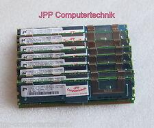 32GB 8x 4GB RAM für Apple Mac Pro 1.1 2.1 PC2-5300F 667MHz DDR2 FB-DIMM SDRAM