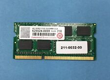 NEW 4GB DDR3 1333MHz SODIMM PC3-10600 CL9 Transcend JM1333KSN-4G