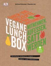 VEGANE LUNCHBOX Rezepte Vegan to go Buch mit Rezepten für unterwegs J. Eckmeier