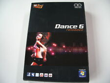 eJay   Dance 6 -  Reloaded  (PC)  in Original Kartonbox  Neuware