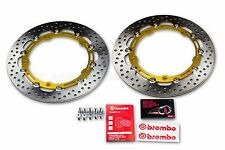 320mm Brembo HPK SuperSport Front Brake Discs BMW S1000RR 09-15 - 208973751
