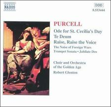 Purcell: Ode for St. Cecilia's Day; Te Deum; Raise, Raise the Voice (CD,...