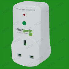 30 Minute Run Down Shutdown Timer, Mains Socket Fire Safety & Energy Saving Plug