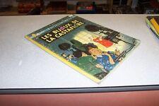 TINTIN  LES BIJOUX DE LA CASTAFIORE B34 EO belges casterman 1963 cote 250 euros