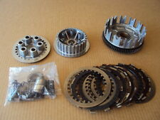 77' Yamaha TT500 TT-500 / CLUTCH BASKET ASSEMBLY