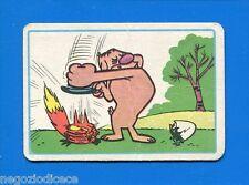 LE AVVENTURE DI CALIMERO 1960 - Figurina-Sticker - n. 9 I GIOCHI DI PRESTIGIO
