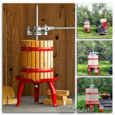 Fruit Wine Press Home Kitchen Grape Crusher Harvest Cider Apple Machine Juicer