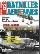 BATAILLES AERIENNES N° 6 / PEARL HARBOR LE PACIFIQUE S'EMBRASE - UNIFORMES USA