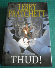 Thud! byTerry Pratchett First Edition Hardback 2005