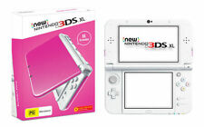 New Nintendo 3DS XL Pink & White Console *NEW*+Warranty!! Aussie Seller IN STOCK