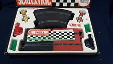 circuit SCALEXTRIC meccano tri-ang modele 50 vintage slot car racing