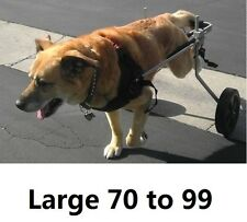 Dog Wheelchair Large Size Dog Approximately 70 to 99 lbs, New, Ready to Ship