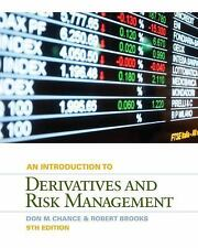 ACCESS CODE ONLY --An Introduction to Derivatives and Risk Management 9E