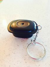 Tupperware Key Chain Black UltraPro Ovenworks Collectible New Keychain Opens