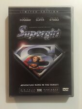Supergirl (DVD, 2000 2-Disc Set, Limited Edition) RARE W / BOOKLET #6571