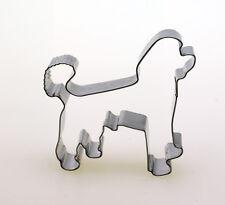 Ausstecher Ausstechform Hund Pudel Edelstahl 7 cm von Städter