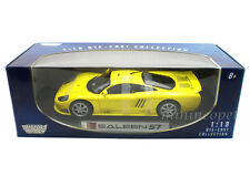 MOTORMAX 73117 SALEEN S7 1/18 DIECAST YELLOW