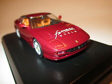 "Ferrari 456 GT rot red met special edition ""FERRARI WORLD"", Detail Cars in 1:43!"